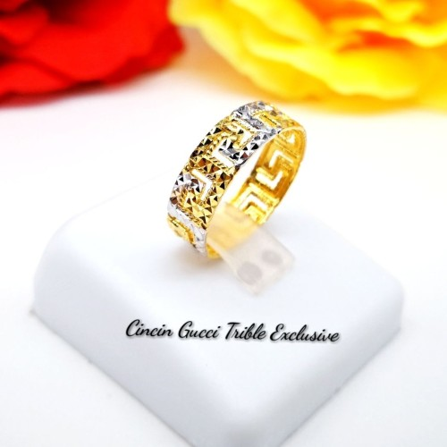 CINCIN GUCCI TRIBLE EXCLUSIVE