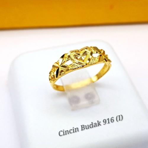 CINCIN BUDAK 916 (I)