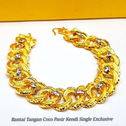 RANTAI TANGAN COCO PASIR KENDI SINGLE EXCLUSIVE