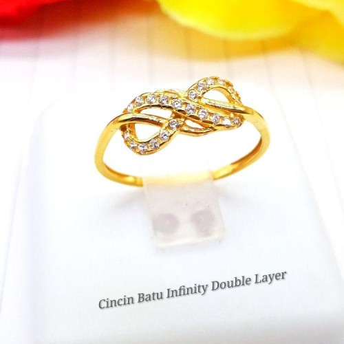 CINCIN BATU INFINITY DOUBLE LAYER