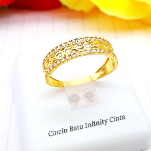 CINCIN BATU INFINITY CINTA